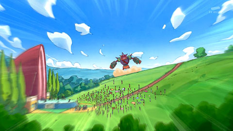 【キラキラ☆プリキュアアラモード】第03話「叫べライオン!キュアジェラート!」