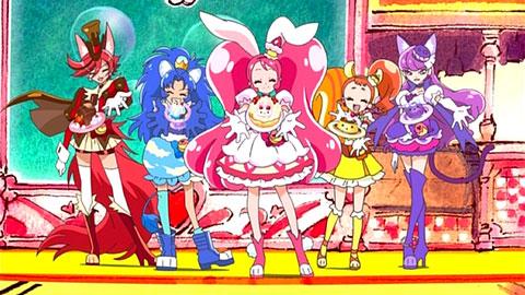【「キラキラ☆プリキュアアラモード」主題歌シングル】オープニング・ノンテロップ映像「SHINE!! キラキラ☆プリキュアアラモード」
