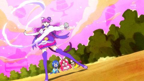【キラキラ☆プリキュアアラモード】第06話「これってラブ!?華麗なるキュアショコラ!」