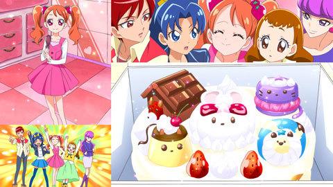 【キラキラ☆プリキュアアラモード】第08話「キラパティオープン…できません!」