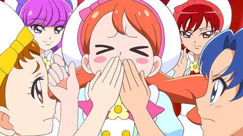 【キラキラ☆プリキュアアラモード】第12話「敵は…モテモテ転校生!?」