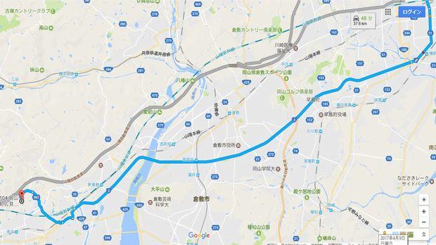 MAP(丸山公園)