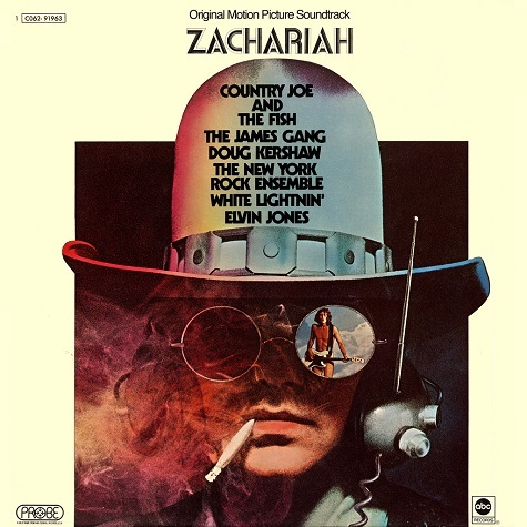 20170426-4- 1970 - Zachariah (Original Motion Picture Soundtrack)