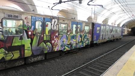 ローマ 地下鉄