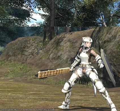 FF14 クラス 剣術士