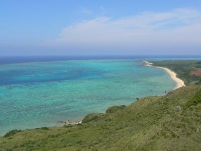 石垣島の平久保崎からの風景