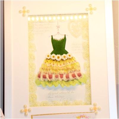 作品展 ドレス3-1