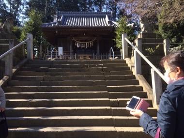深谷 瀧宮神社