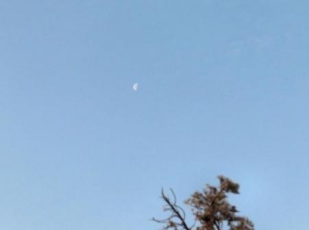 お月様日の出と 063