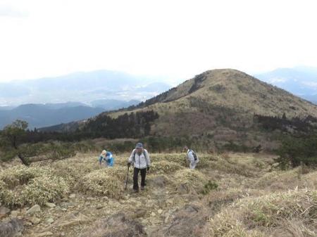 牛尾天山に登る 104