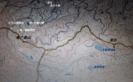 鬼の鼻山地図201307191134475d5