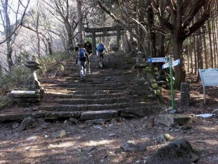 多良岳に登る 105