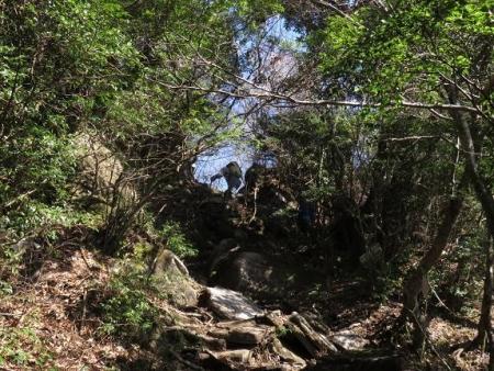 多良岳に登る 128