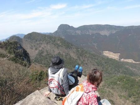 多良岳に登る 190