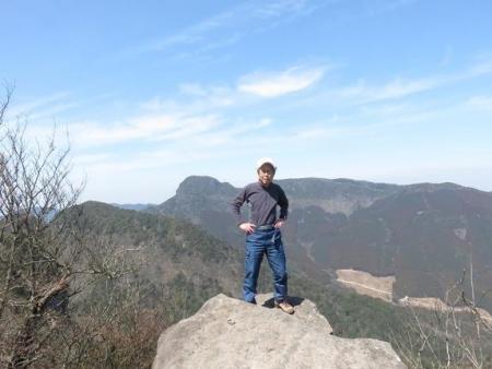 多良岳に登る 196