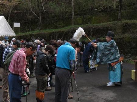 カラ迫山開き 055