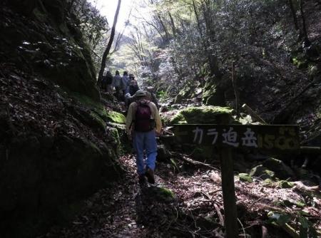 カラ迫山開き 091