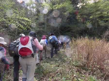 カラ迫山開き 086