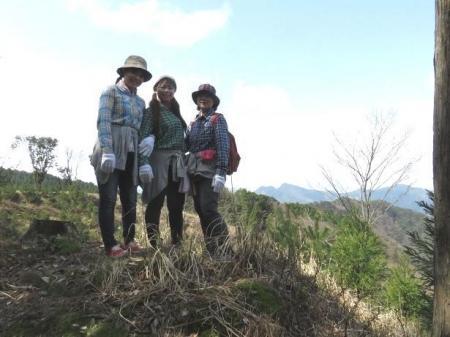カラ迫山開き 135