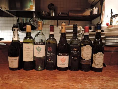 イタリアワイン会2