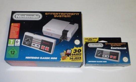 NES Classic Edition ニンテンドークラシックミニ 海外版