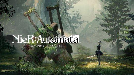 NieR_Automata _ SQUARE ENIX