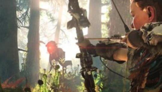 Xboxのボスは、ホライズンゼロドーンの鑑賞でPS4の愛を広げる