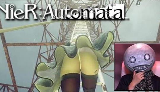 日本のゲーマー大絶賛!PS4『ニーアオートマタ』は本当に神ゲーだった!