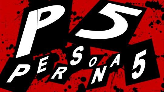 ペルソナ5 オープニングアニメーション