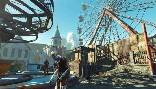 Xboxスコルピオ独占タイトル!『FALLOUT 4 VR』がゲーム業界を変える!