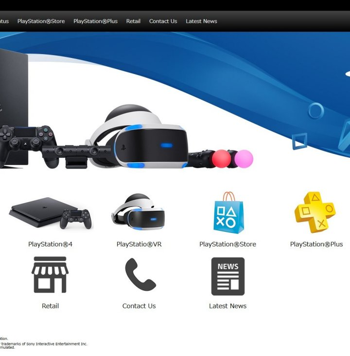 PlayStation Asia公式サイト