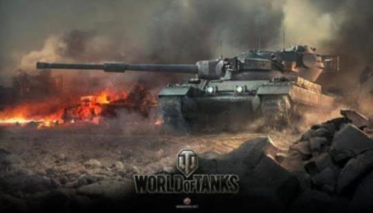 スコルピオで戦場がよりリアルに! 『World of Tanks』がネイティブ4K 60fpsに対応!