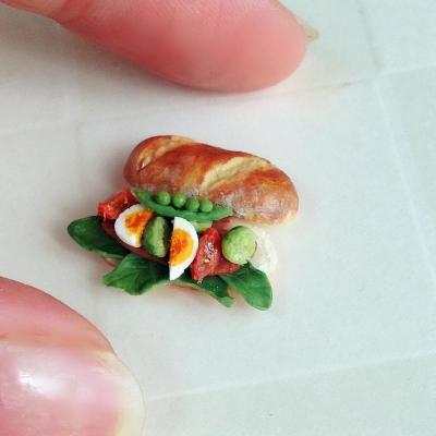 春野菜のサンド2