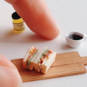 三色サンドイッチ4