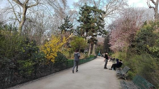 モンソー公園