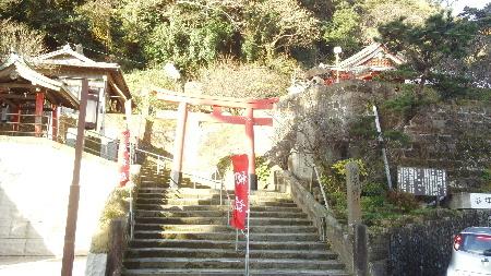 114-0917 磯天神菅原神社