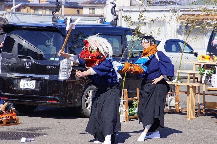 苕野神社例祭