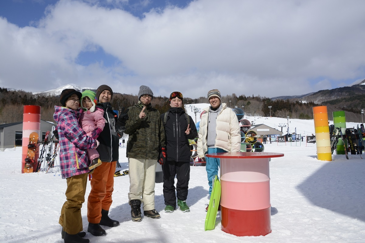 スキー交流会