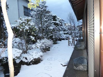 20170308 石川県の雪2