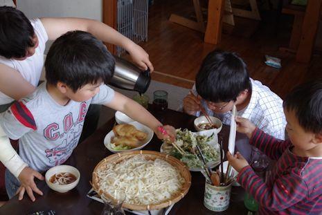 野草の天ぷら2