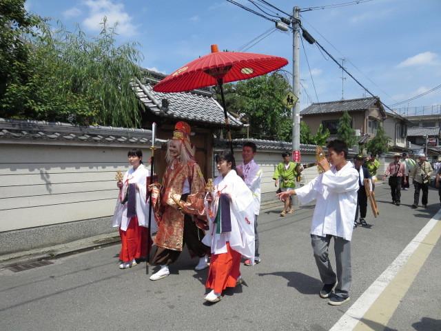 京都 伏見 ミナージュ 金札宮 神輿 祭 (19)