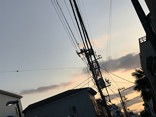 170302 夕空