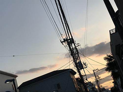 170302 夕空