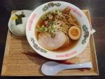 ラーメン屋吉野のラーメン@キャッツガーデン中パルコ店