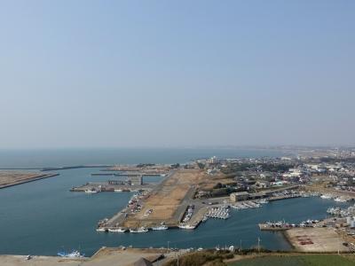 刑部岬からの眺望