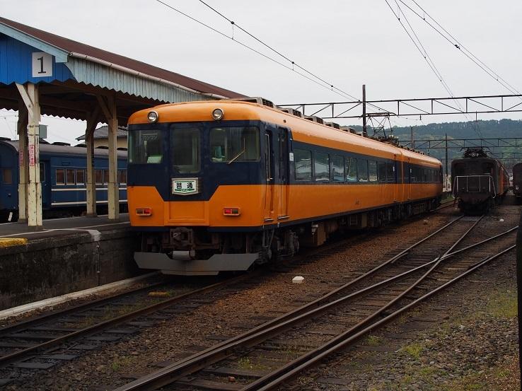 大井川鉄道①