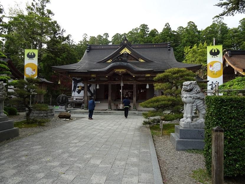 熊野本宮⑤