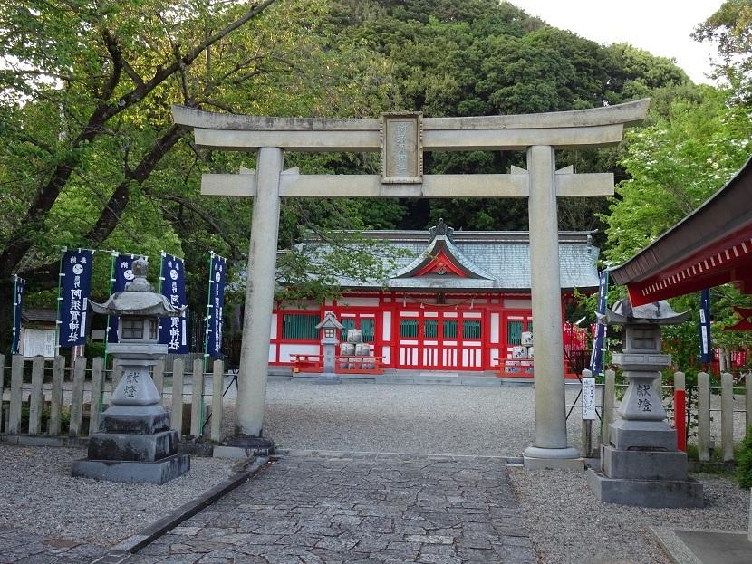 阿須賀神社①