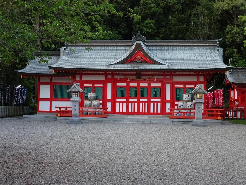 阿須賀神社④