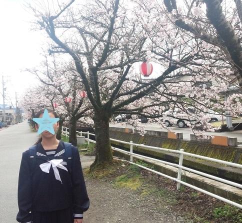 2017.04次女中学入学
